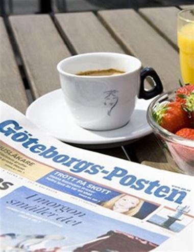 Göteborgs-Posten omslag