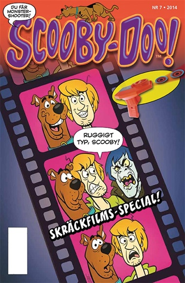 Scooby Doo omslag