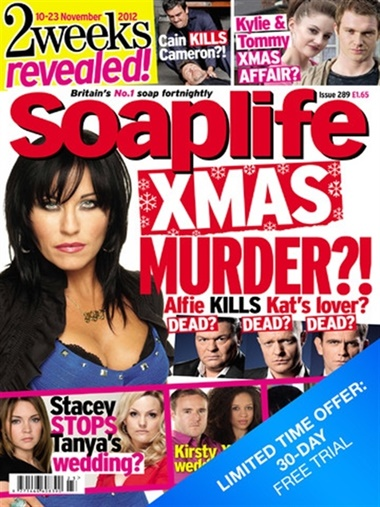 Soaplife omslag