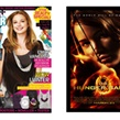 2 nr Julia Plus &amp; filmen Hunger Games