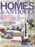 BBC Homes & Antiques tidningsomslag