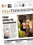 Fria Tidningen omslag
