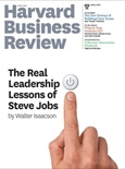 Harvard Business Review tidningsomslag