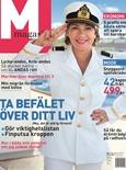 M-magasin omslag
