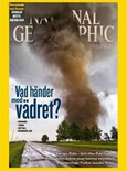 National Geographic tidningsomslag