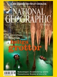 National Geographic Sweden tidningsomslag