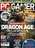 PC Gamer omslag