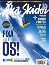 Åka Skidor omslag