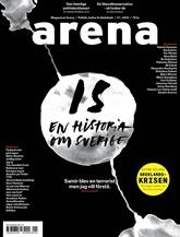 Arena omslag