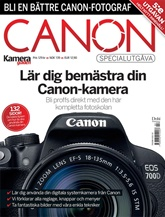 Canon-Special omslag