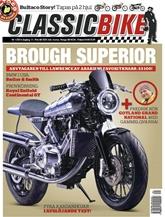 Classic Bike omslag
