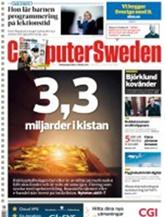 Computer Sweden omslag