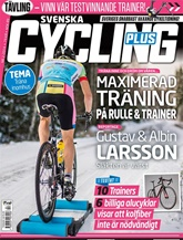 Cycling Plus omslag