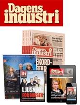 Dagens industri omslag