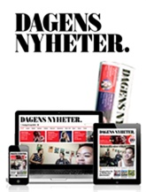 Dagens Nyheter omslag