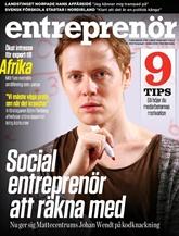 Entreprenör omslag