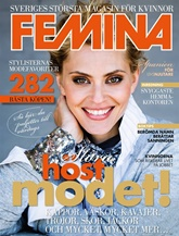 FEMINA omslag