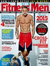 Fitness for Men omslag