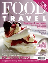 Food And Travel omslag