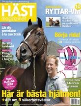 Hästmagazinet omslag
