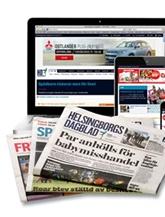 Helsingborgs Dagblad omslag