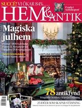 Hem & Antik omslag