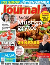 Hemmets Journal omslag