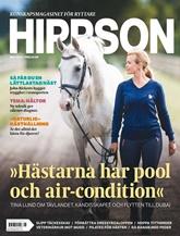 Hippson Magazine omslag