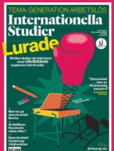 Internationella Studier omslag