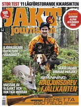 Jaktjournalen omslag