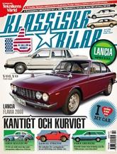 Klassiska Bilar omslag