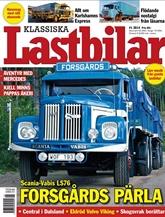 Klassiska Lastbilar omslag