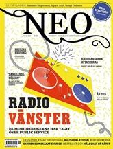 Magasinet Neo omslag