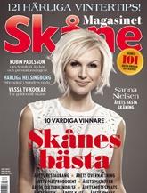 Magasinet Skåne omslag