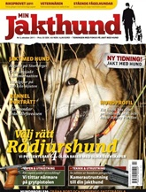 Min Jakthund omslag