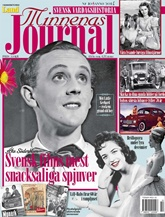 Minnenas Journal omslag