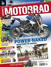 Motorrad omslag
