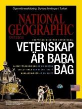 National Geographic Sweden omslag