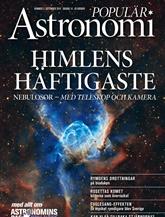 Populär Astronomi omslag