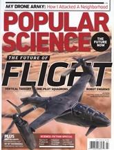 Popular Science omslag