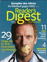 Readers Digest (German Edition) omslag