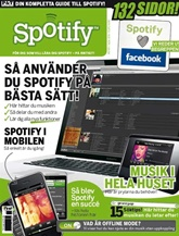 Spotify-Guiden omslag