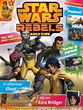 Star Wars Rebels omslag