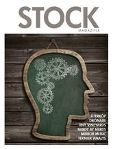 Stock Magazine omslag