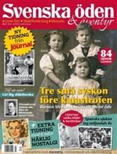 Svenska Öden & Äventyr omslag