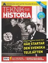 Teknikhistoria omslag