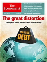 The Economist Print Only omslag