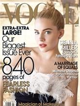 Vogue (US Edition) omslag