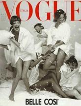 Vogue (Italian Edition) omslag