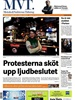 Motala &amp; Vadstena Tidning